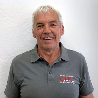 Gerhard Hütter